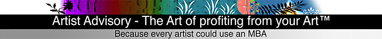 The Art of profiting from your Art